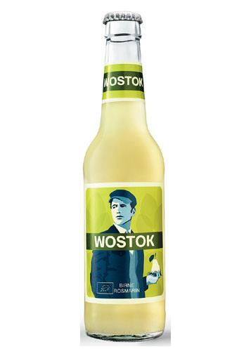 Wostok – Körte-rozmaring (0,33l)