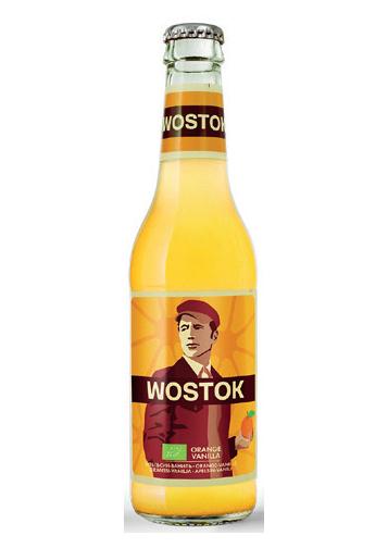 Wostok – Narancs-vanília (0,33l)