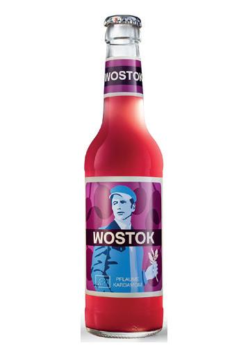 Wostok – Szilva-kardamon (0,33l)