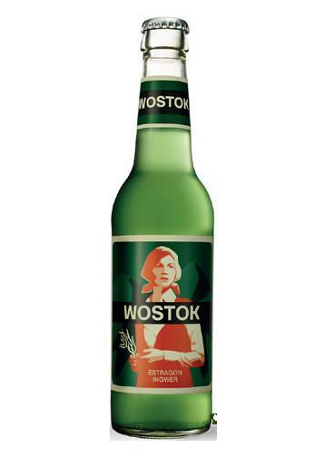 Wostok – Tárkony-gyömbér (0,33l)