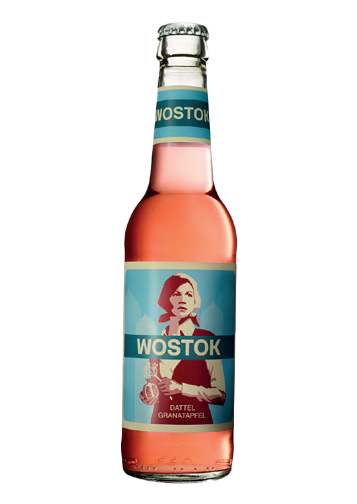 Wostok – Datolya-gránátalma (0,33l)
