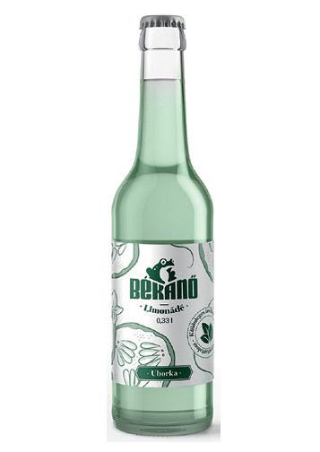 Békanő – Uborka-menta (0,33l)